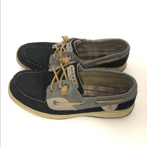 Sperry Top-sider ivyfish boat shoes Size 8 womens